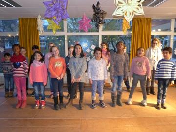 Weihnachtsbasteln Grundschule.Winter Weihnachtsbasteln Grundschule Archenholzstraße